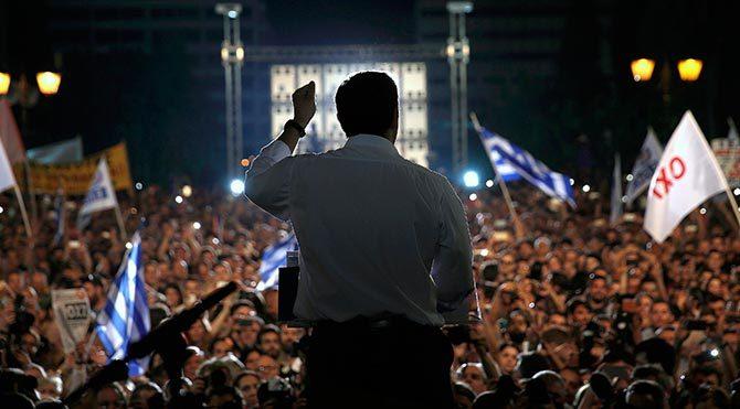 Yunan halkı referandumda kaderini belirleyecek: Oxi ya da Nai