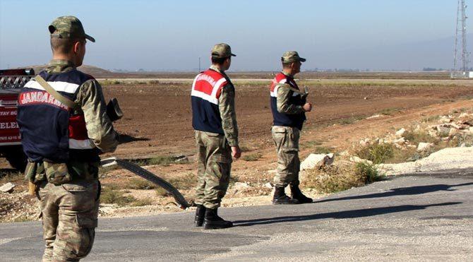 Kilis'te 8 IŞİD üyesi yakalandı