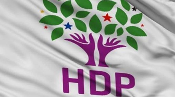 HDP'den 'kaza' açıklaması