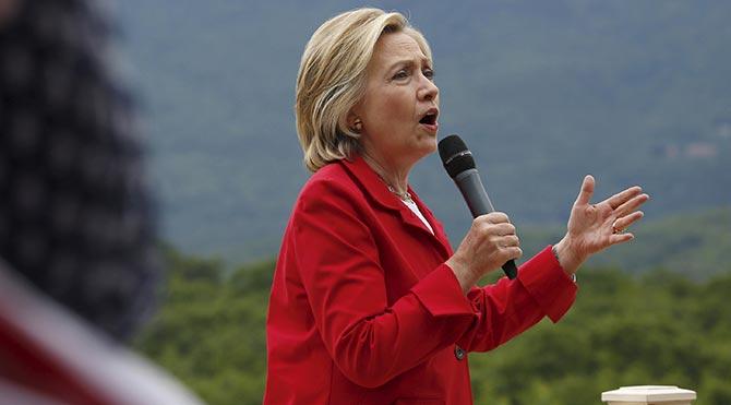 Hillary Clinton'dan Çin'e sert suçlama