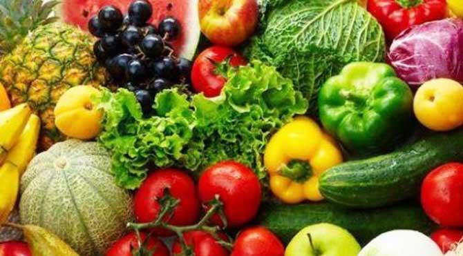 Meyve ve sebzede büyük tehlike