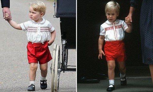 Babasının oğlu Prens George