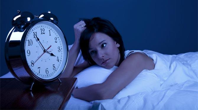 Uyumadan öcne bunları yapmayın