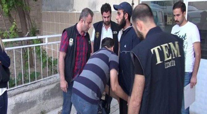Tutuklanan IŞİD'çiler AKP'li çıktı!