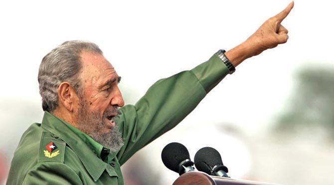 Fidel Castro: Yoldaş Çipras'ı tebrik ederim
