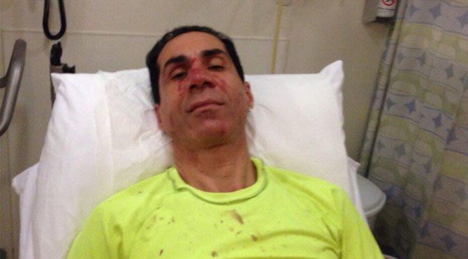 CHP'li üyeye şok saldırı