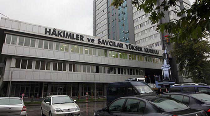 HSYK 2 hakim için kararını verdi