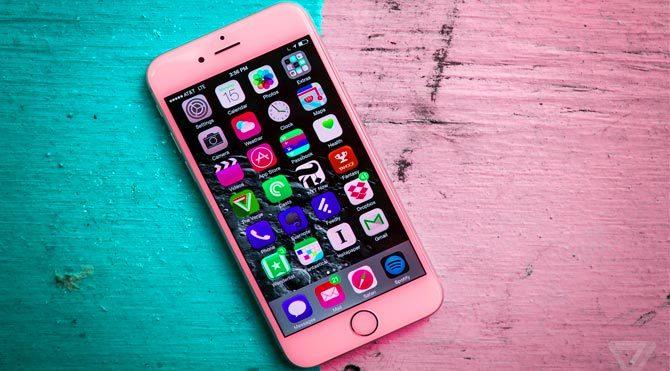iPhone 6'ya akıl almaz test
