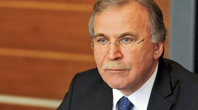 AKP'li Mehmet Ali Şahin'den flaş açıklamalar