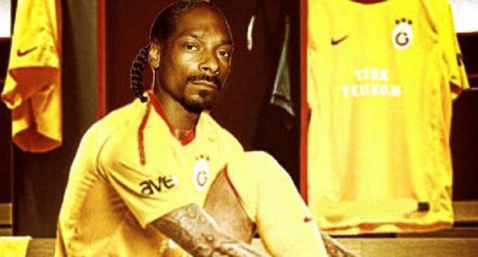 Snoop Dogg'dan Galatasaray formalı bir paylaşım daha!