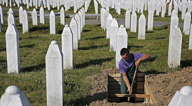 BMGK'da Srebrenitsa soykırım tasarısı oylanacak