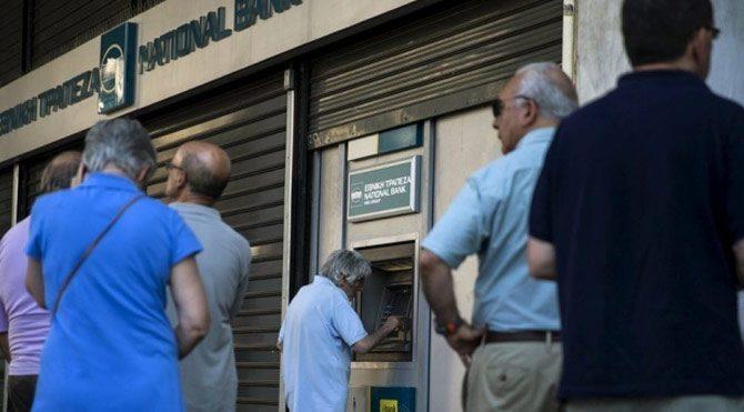 Yunanistan'da bankalar ne zaman açılacak?