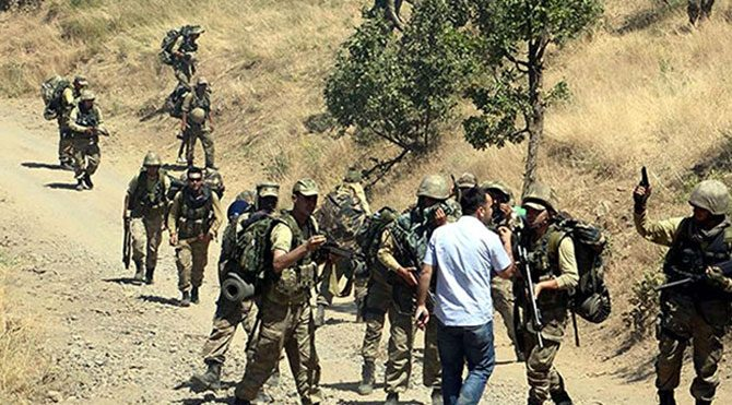 HDP'li vekilden askere suç duyurusu