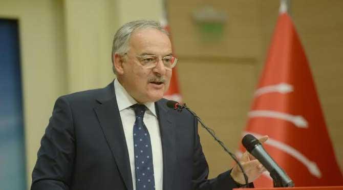 Halaçoğlu'na CHP tepkisi