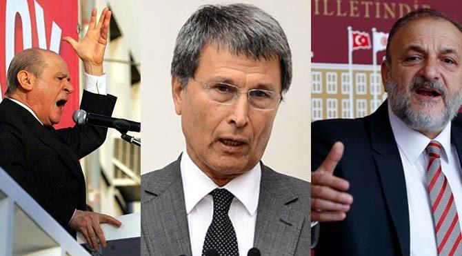 MHP'de 'dinsiz' krizi gittikçe büyüyor!