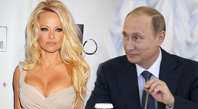 Pamela'dan Putin'e mektup
