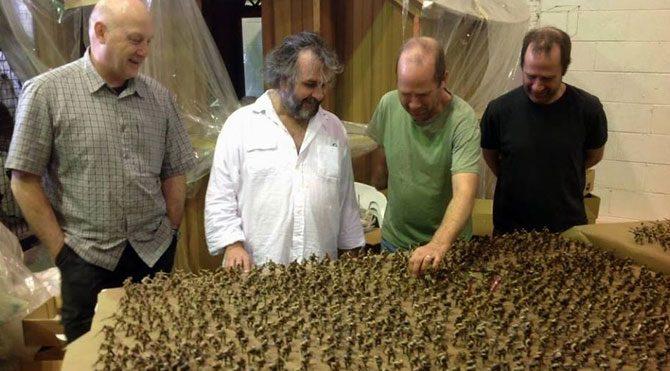 Peter Jackson Çanakkale filmi mi çekiyor?