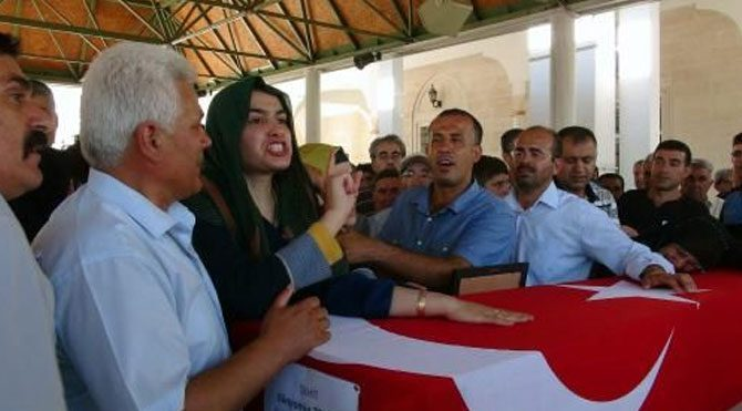 Şehit polis Bünyamin Torğut son yolculuğuna uğurlandı