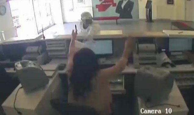 Pompalı tüfekli soyguncu yakalandı