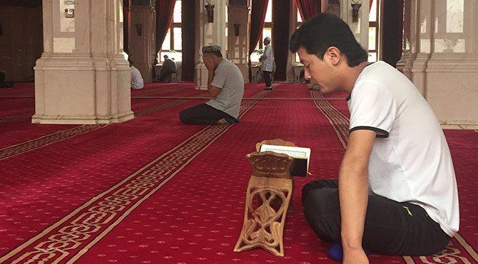 Uygur'dan iyi haber