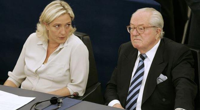Fransa'da baba-kız krizi büyüyor