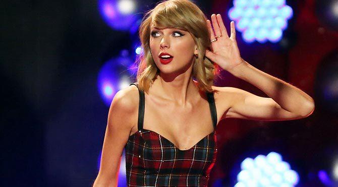 Taylor Swift rekora doymuyor