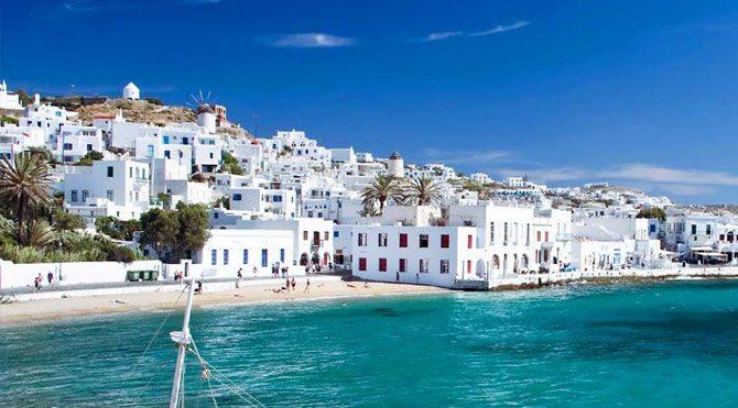 Yunan adalarını parsel parsel satıyorlar