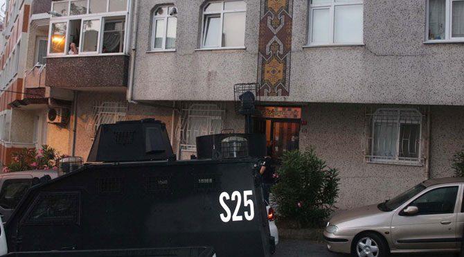İstanbul'daki IŞİD operasyonları hızlandı!