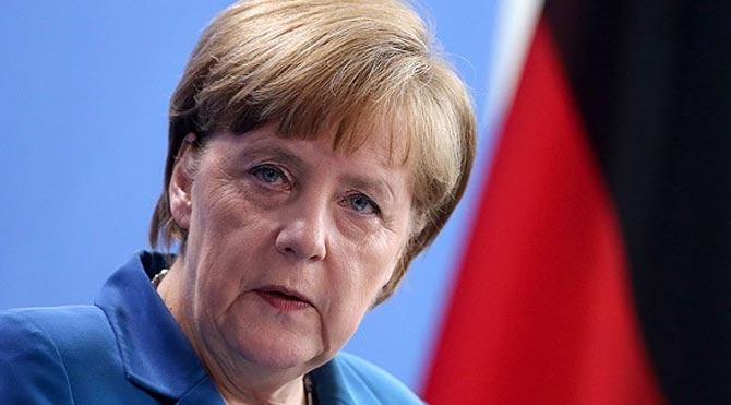 "Merkel'in ""MİT raporu"" ortaya çıktı!"