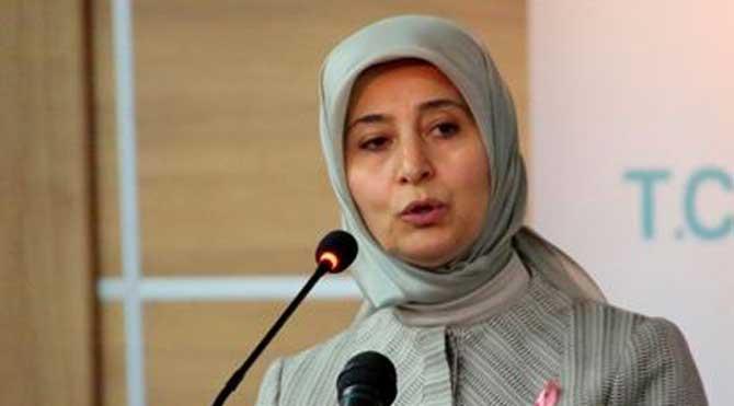 Sare Davutoğlu'ndan skandal 'kadın' açıklaması