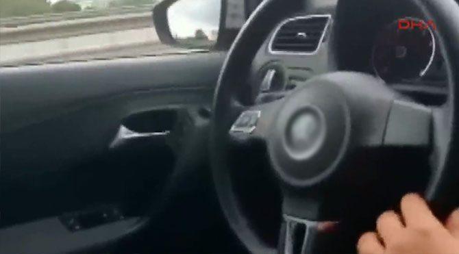 Yolcu koltuğunda araç kullanan kişinin cezası belli oldu