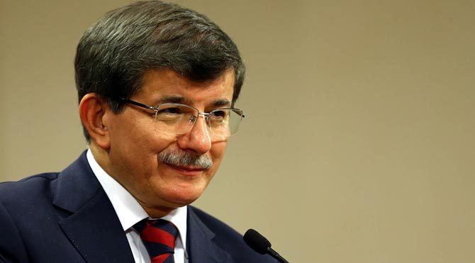 Davutoğlu'ndan flaş açıklama!