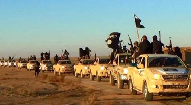 6 bin 203 araç IŞİD'in elinde mi?