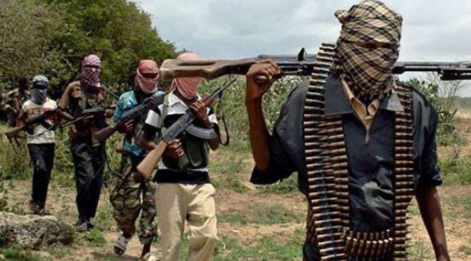 Boko Haram'dan silahlı baskın