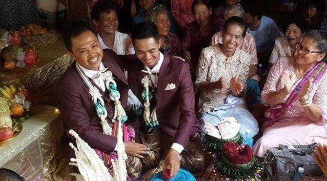 Başlık parasıyla eşcinsel evlilik