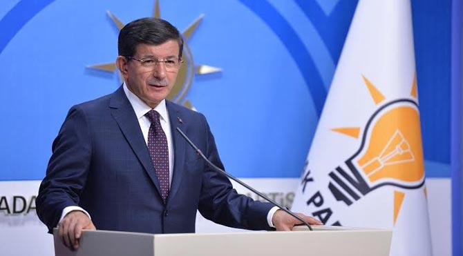 """Davutoğlu açıkladı: """"Erdoğan'ı görüşmedik"""""""