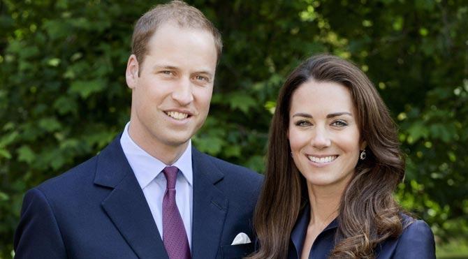 Prens William yeni işe başladı!