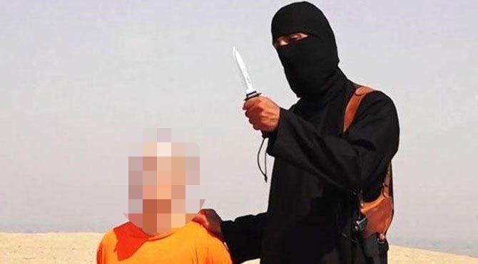 IŞİD infazcısı Türkiye'de