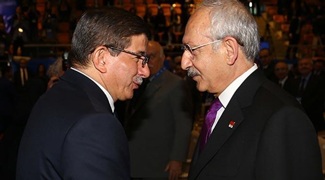 Koalisyon için AKP-CHP buluşması gerçekleşti