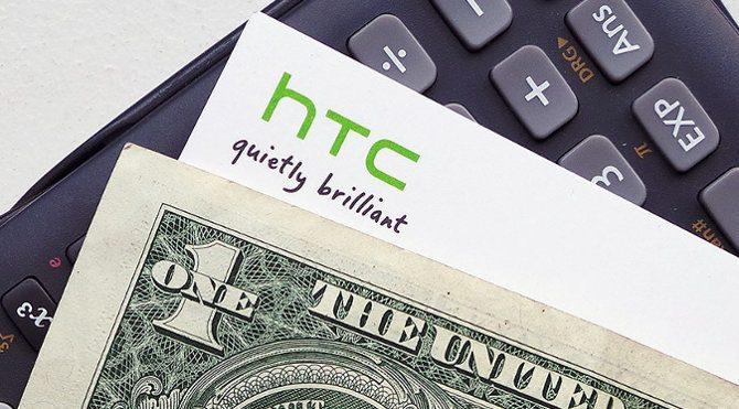 Akıllı cep telefonu markası HTC için tehlike çanları çalıyor