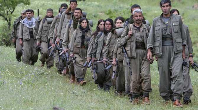 İşte PKK'nin ilk hedefi…