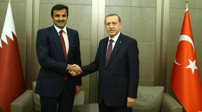 Erdoğan'dan gece yarısı zirvesi
