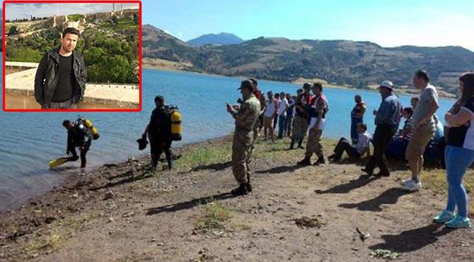 2 çocuk babası barajda boğuldu!