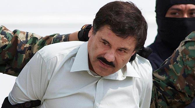 El Chapo'yu bulana büyük ödül
