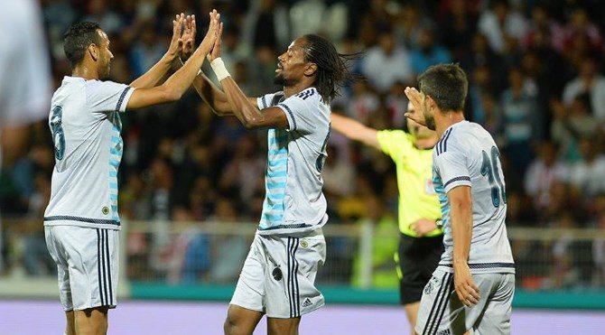 Fenerbahçe Sivasspor 3-2 hazırlık maçı özeti