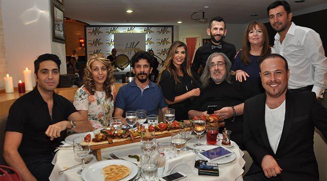 Hatice ve Ferman Toprak'tan iftar