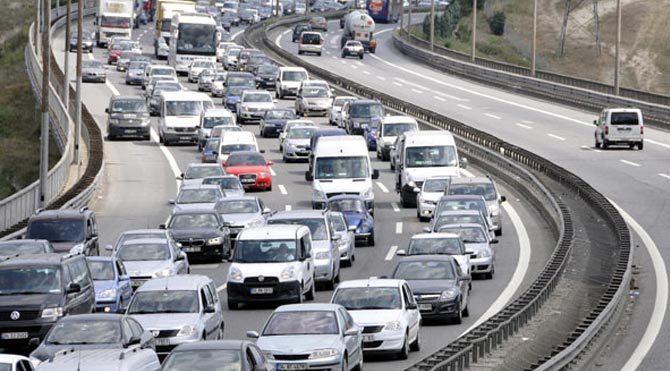 Bayram'da trafik nasıl olacak?