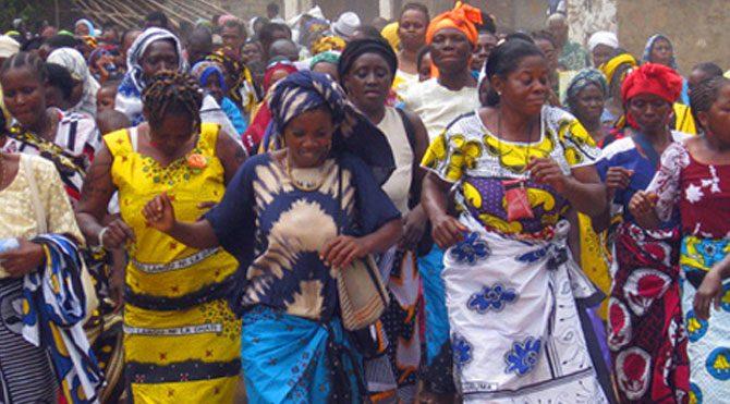 Kenyalı kadınların yaşam savaşı
