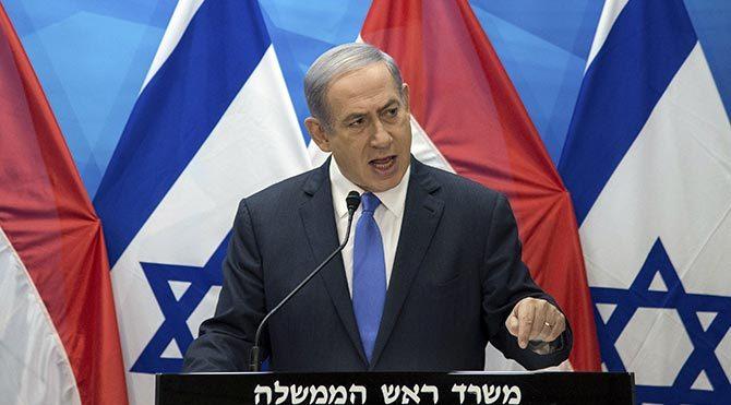 "Netanyahu: ""Tarihi bir hata"""