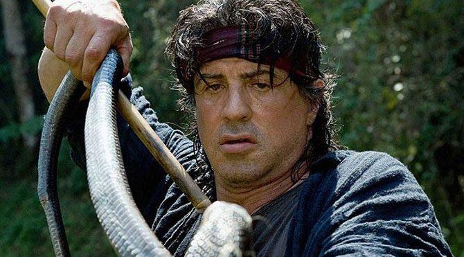 Rambo, IŞİD için geri dönüyor